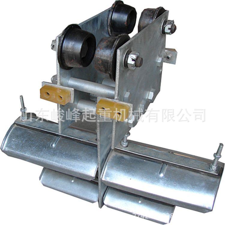 10号工字钢电缆滑轮 不锈钢 镀锌 悬挂电缆装置 强度高