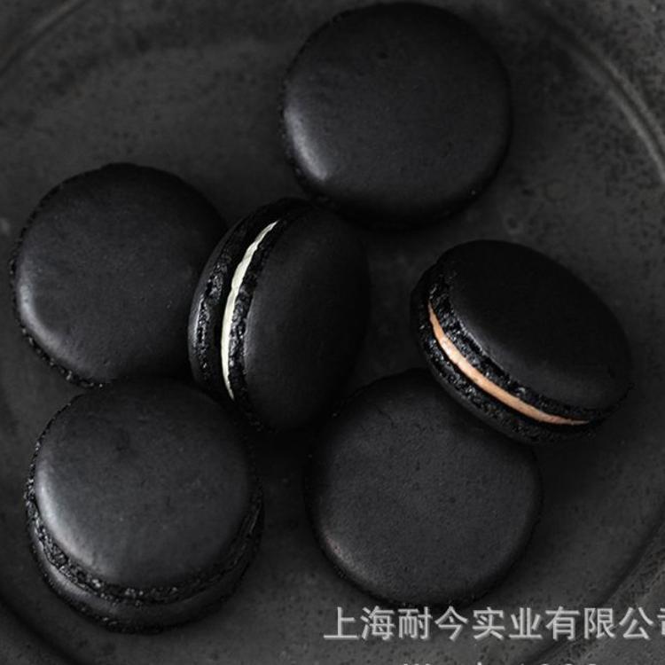 上海现货供应(植物炭黑)食品着色剂炭黑 烘培专用 品质保证