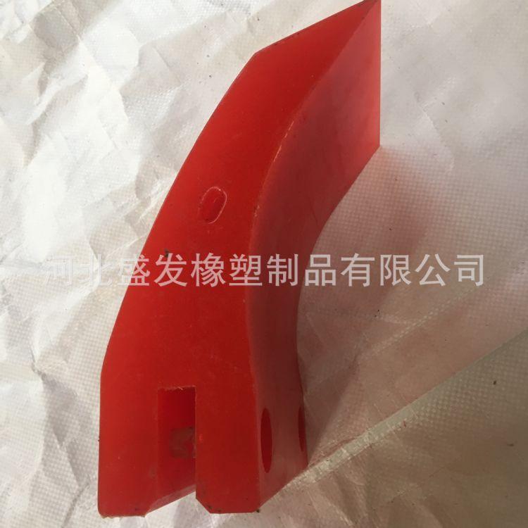 【盛发】厂家直销聚氨酯刮刀刮板 头道清扫器 聚氨酯制品可加工定制