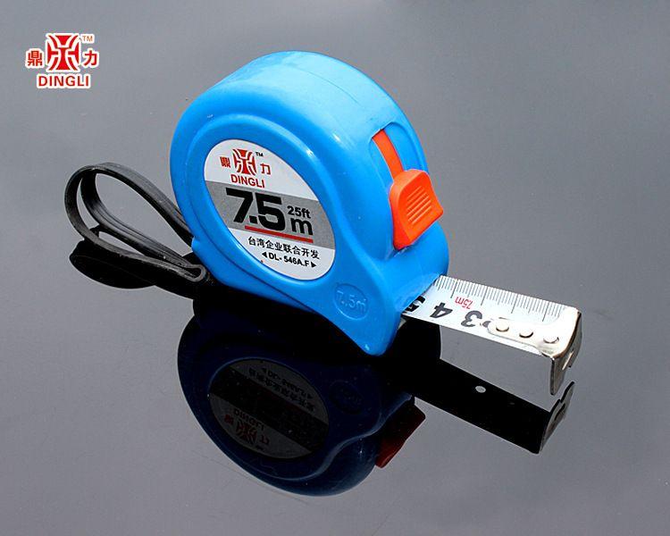 虞城钢卷尺厂家报价直供DL-HY3米-10米不锈钢尺带白漆尺带定做