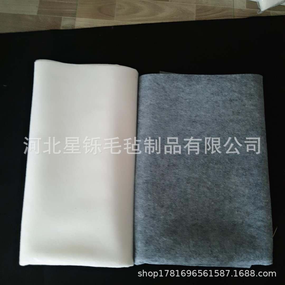 厂家直销加厚书画毡 书法毡垫羊毛毡国画毡可定制各种尺寸书画毡