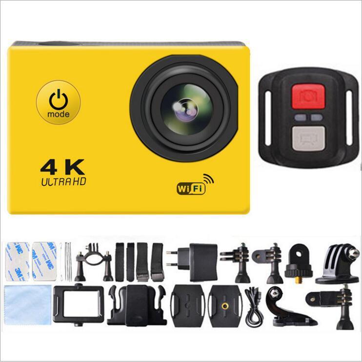 户外运动DV 数码相机 防水 遥控 WiFi 拍照 运动DV摄像机 工厂