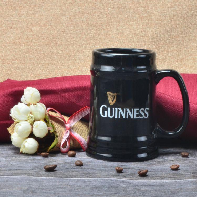 色釉陶瓷杯礼品定制广告杯定制logo优质马克杯促销礼品活动赠品