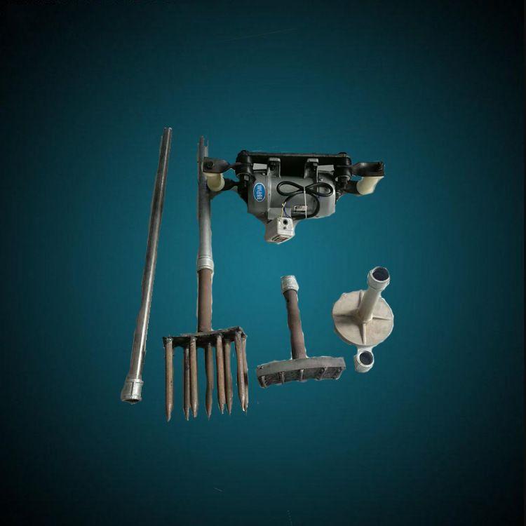 振动电动筑炉机中频电炉打炉机熔炼炉配件捣固炉衬坩埚捣打器