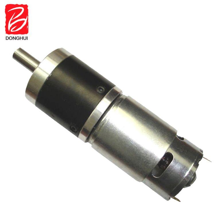 专业生产28mm行星直流减速电机 395微型马达 强磁电焊机电动机