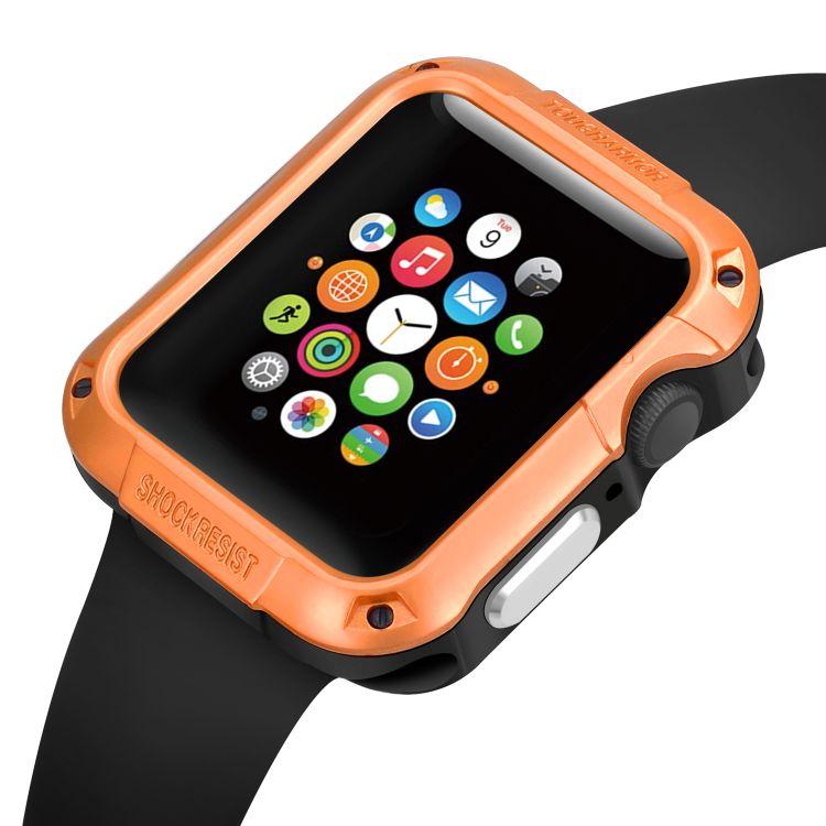 外贸新品iwatch手表壳 SGP保护套TPU适用苹果apple watch软壳44mm