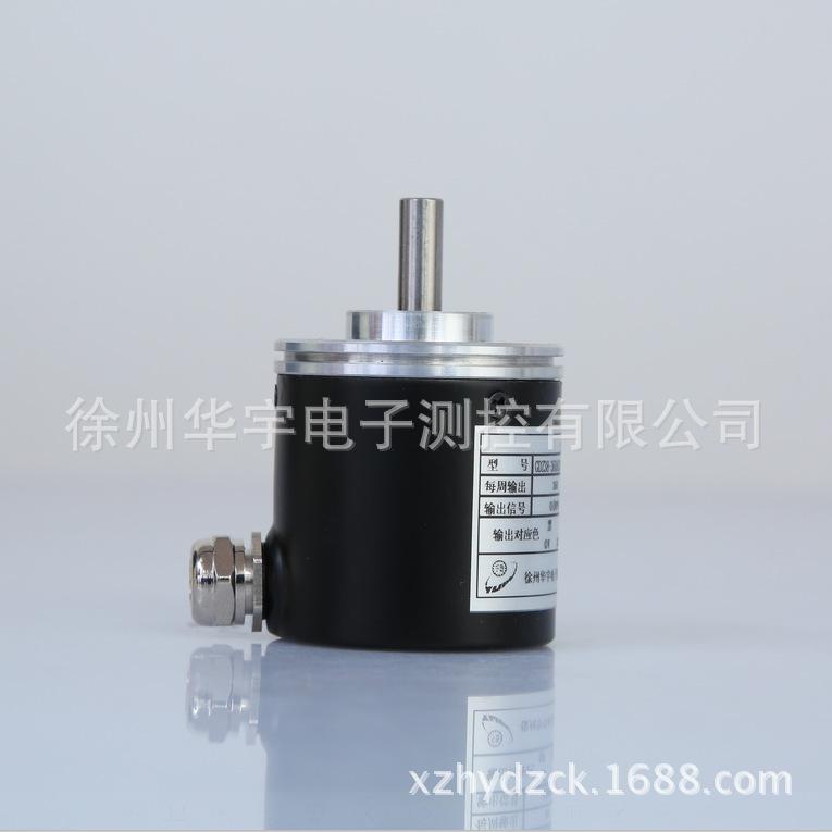 增量编码器GDZ38-500ABZEG旋转编码器、厂家生产制造、微型编码器