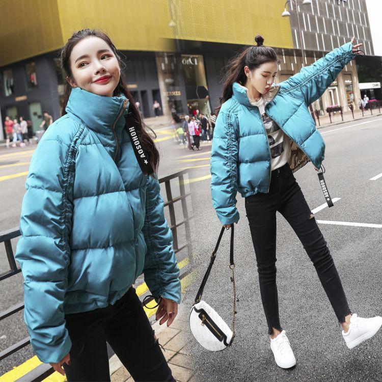 面包服女短款ins棉衣服2019新款品牌折扣女装时尚女士小棉袄韩版学生冬季外套