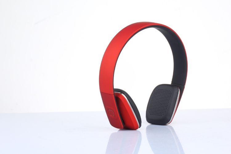 智能版蓝牙4.1头戴式立体声无线蓝牙耳机 头戴式折叠耳机
