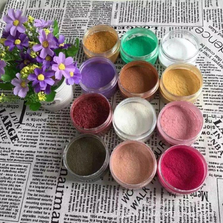 厂家供应优质陶瓷喷涂珠光粉 产品工艺珠光油墨颜料珠光粉颜料