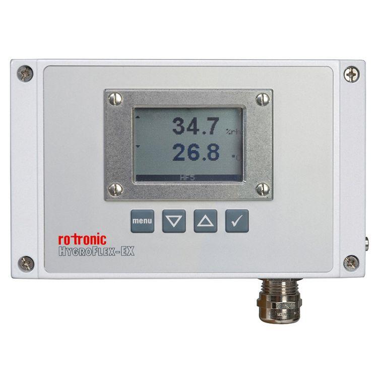 HygroFlex5-EX上海高传rotronic湿度与露点测量仪表传感器质量好