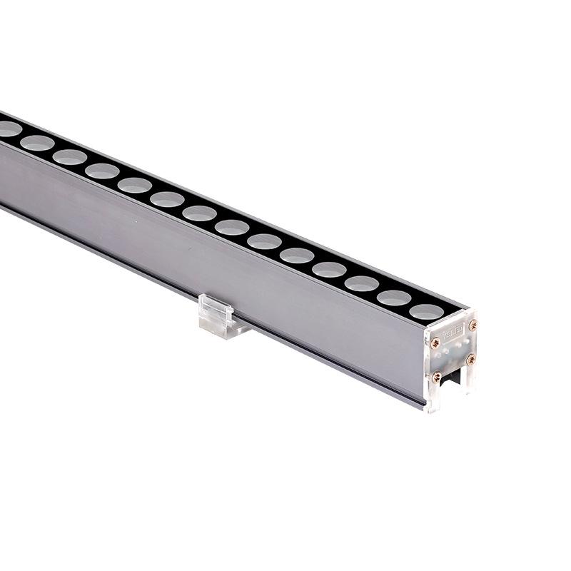 LED洗墙灯单色户外防水桥梁灯亮化七彩背景灯广告射灯线条轮廓灯