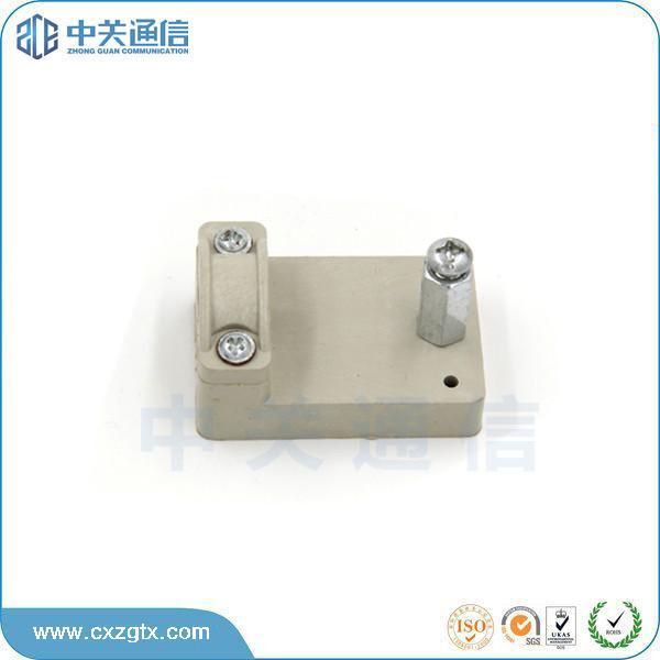 [中关通信]单联 光纤 光缆 电缆 面板 固定座 抗压 一件起发