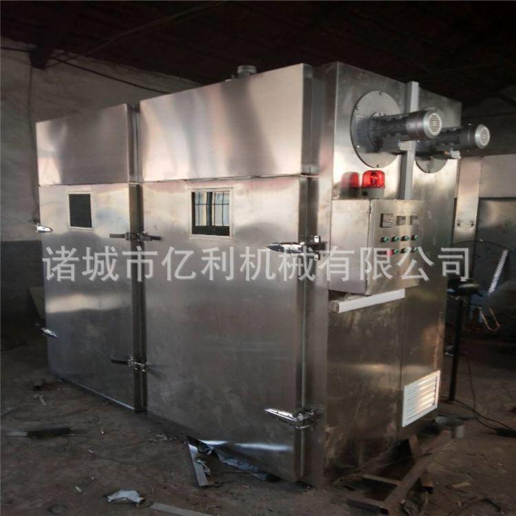 烘干箱全不锈钢烘箱 推车无尘烤箱 净化台车烘干箱蔬菜水果烘干机