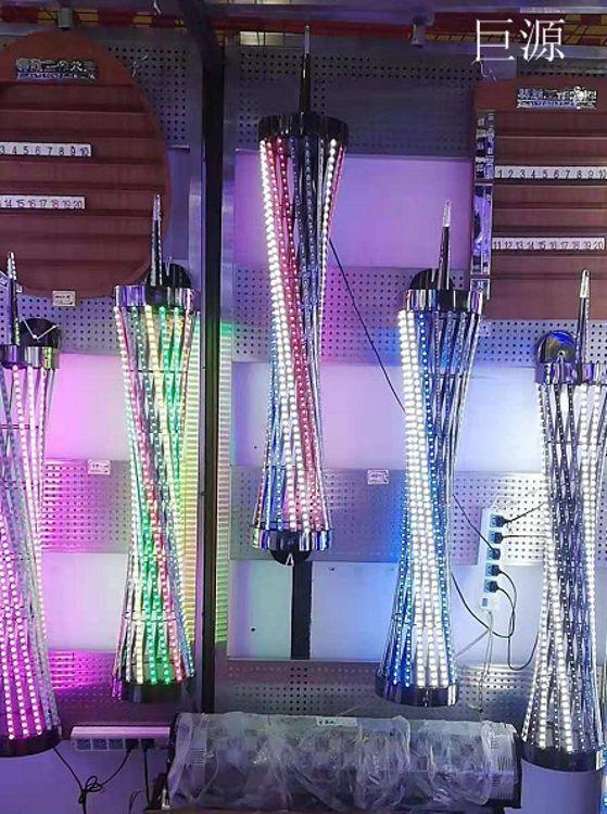 美容美发用品设备厂家直销美发沙龙店专用高档标志高档转灯厂家的