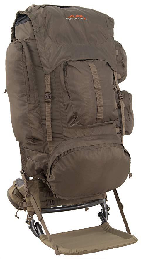 厂销定制运动户外多功能防水登山包大容量战术迷彩双肩包