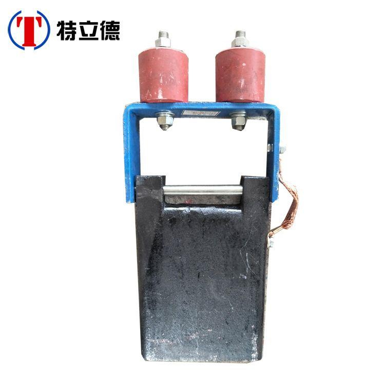 集电砣 魔刀块 角钢集电器 磨刀电 滑线磨刀砖 滑线集电砣