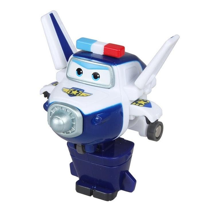 超级飞侠包警长胡须爷爷卡文小青益智迷你玩具710050
