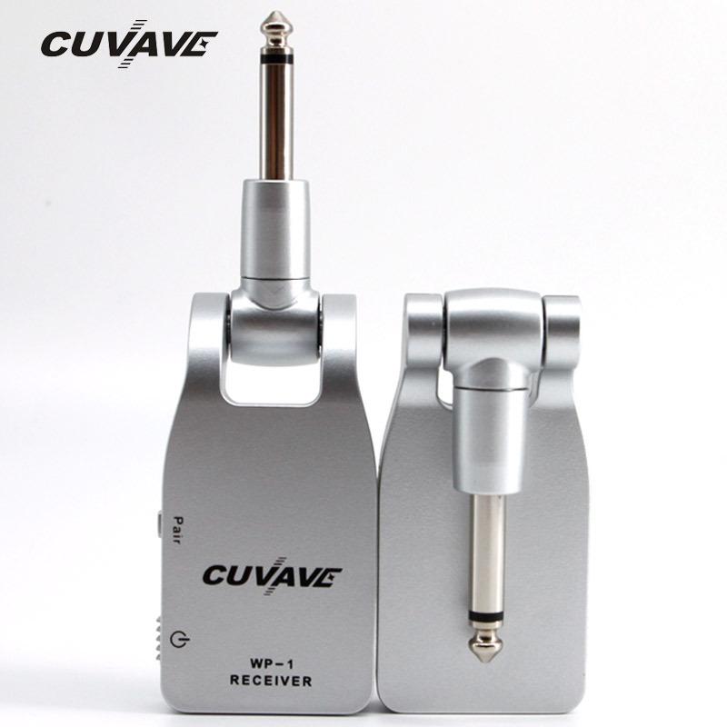吉他无线接收发射 贝斯收发器 U段高端无线拾音器 2.4Gguitar