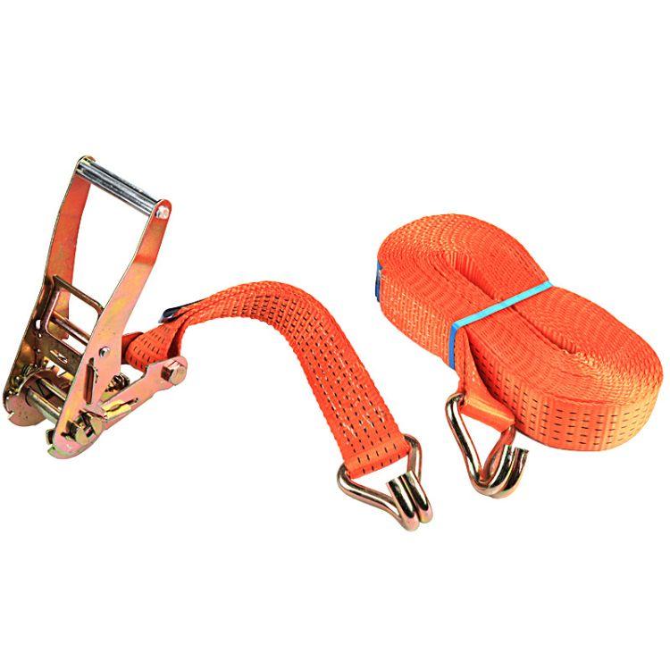 厂家直销 5cm 5T EN12195-2 汽车捆绑带