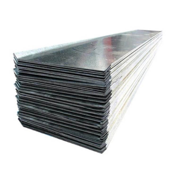 批发不锈钢钢板304不锈钢止水板镀锌止水钢板 压槽折弯  定制