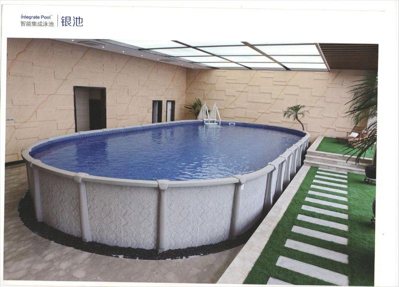 蓝易 儿童训练游泳池 整体可拆装式游泳池