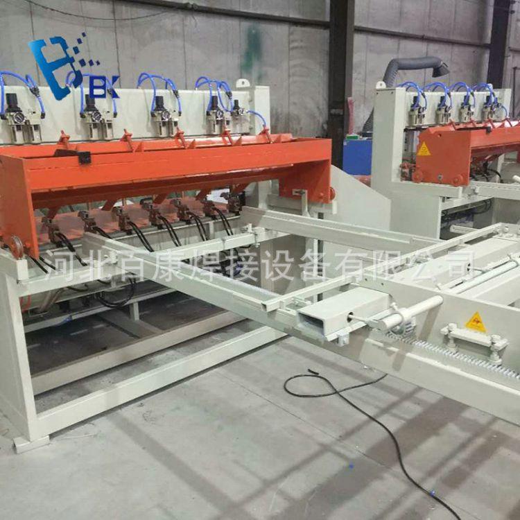 钢筋网排焊机-焊接网片机器-隧道支护用网焊接机-现货焊网机