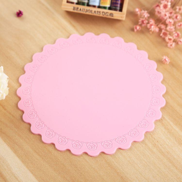 家用硅胶餐垫