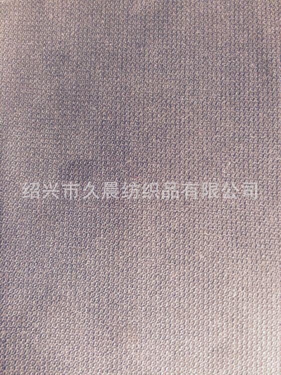 厂家直供T/R涤粘仿毛经纬异色正装休闲套装西装混纺梭织面料