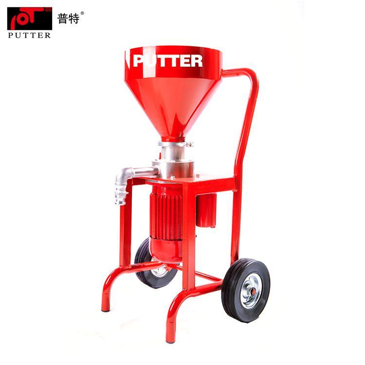 腻子研磨机 大流量电动款涂料研磨机 普特PUTTER厂家直销