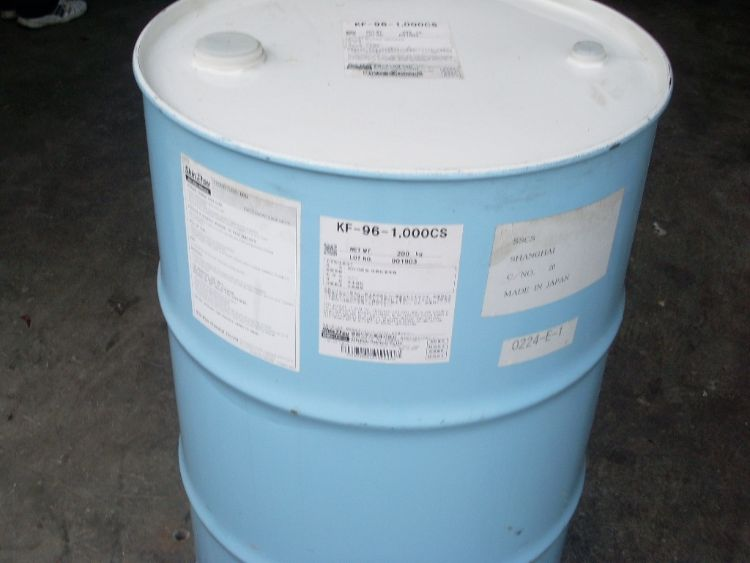 日本信越硅油 华东渠道代理商 二甲基 耐高温硅油润滑剂