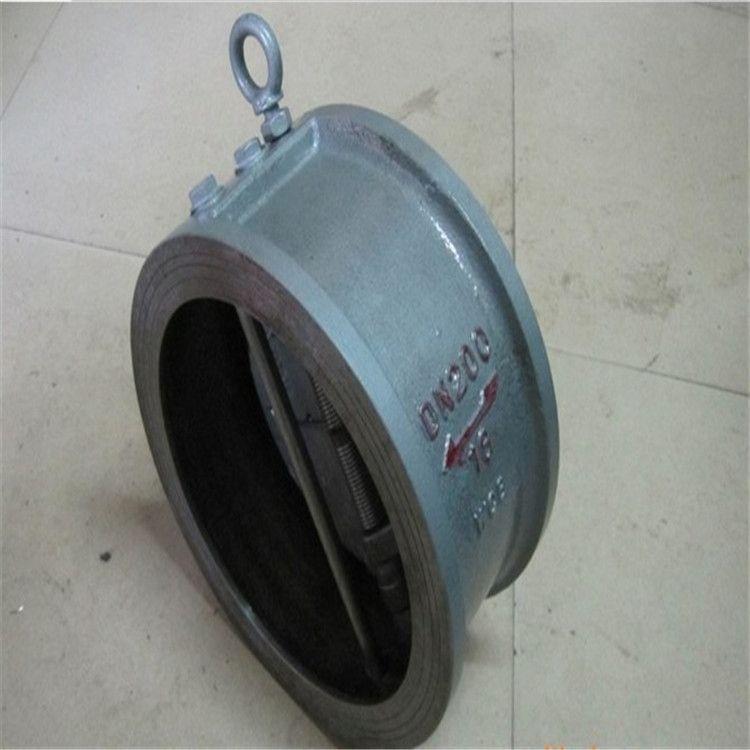 庆泰阀门单向止回阀 立式止回阀 H71-16 DN50产品优势在于密封双面磨