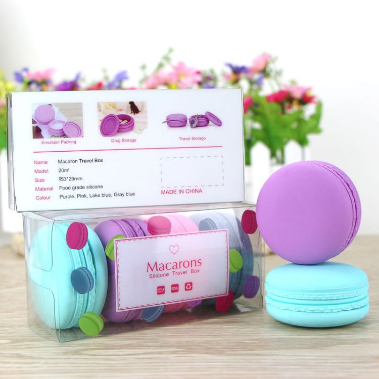 创意礼品旅行用品硅胶分装瓶 生活日用乳液收纳分装盒套装批发