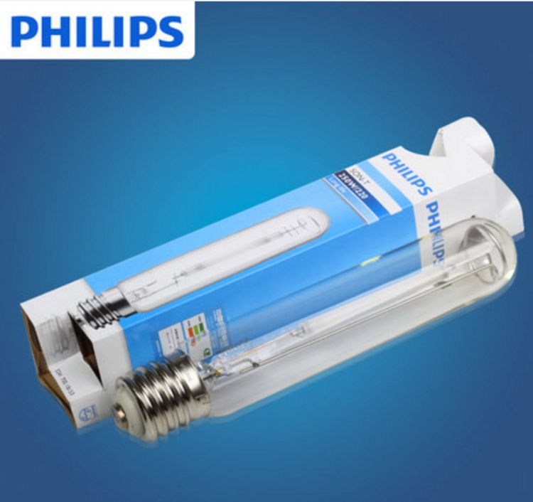 飞利浦SON-T高压钠灯SON-T 70W/100W/150W直管型高压钠灯
