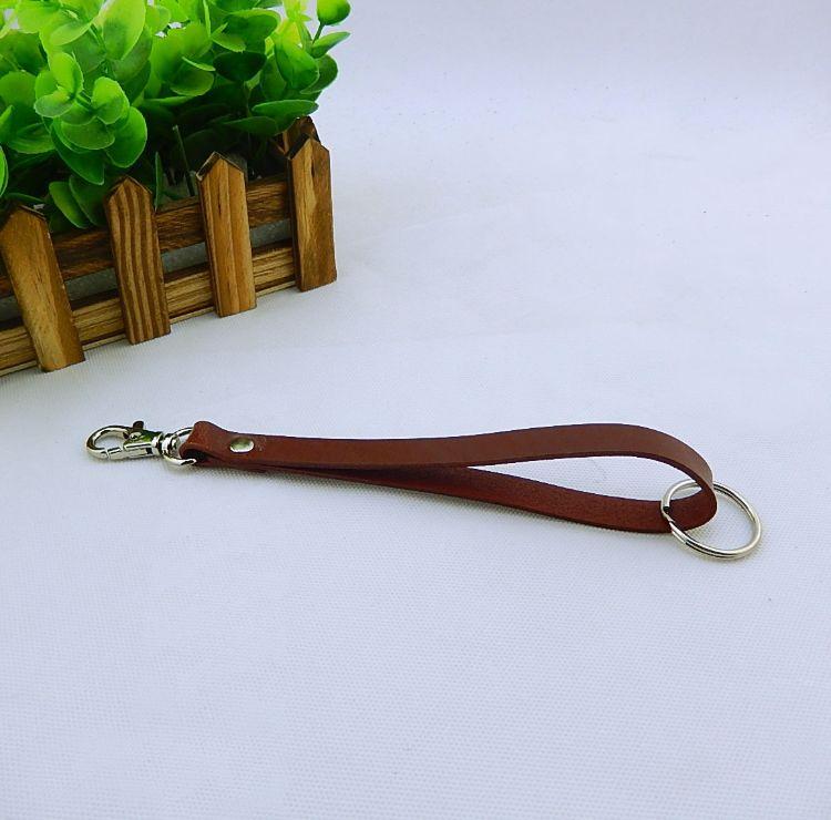 腰挂钥匙扣高档男士女士 简约钥匙链汽车钥匙圈创意