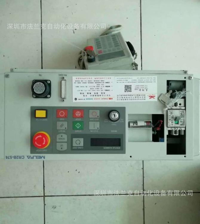 三菱机器人控制柜 CR2B-574销售,可维修测试