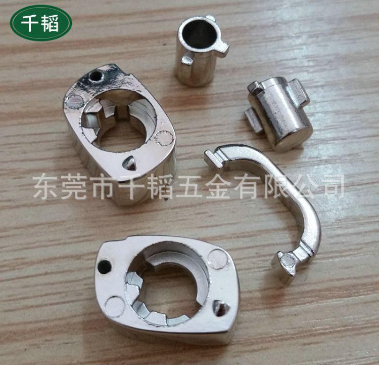 千韬锌合金压铸配件 锌合金压铸件厂家