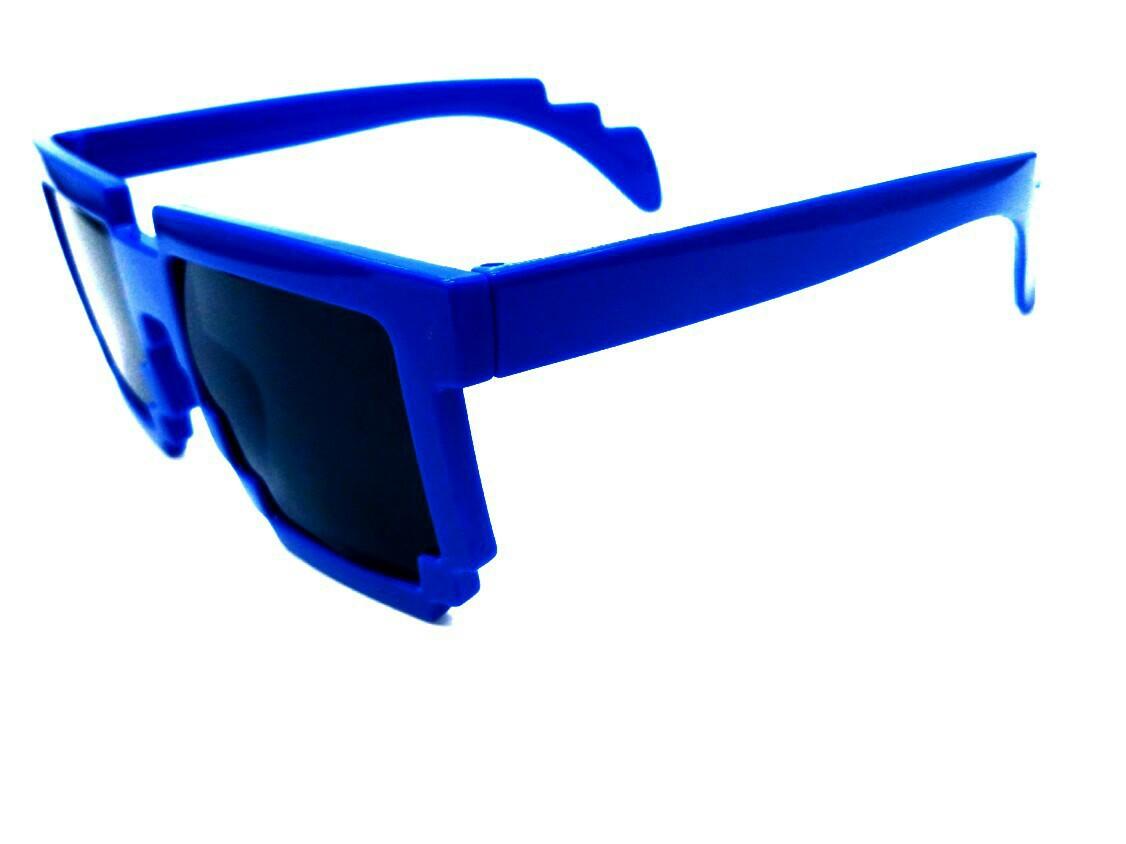 新款潮流像素风儿童墨镜 韩版时尚卡通太阳镜 太阳眼镜批发可定制