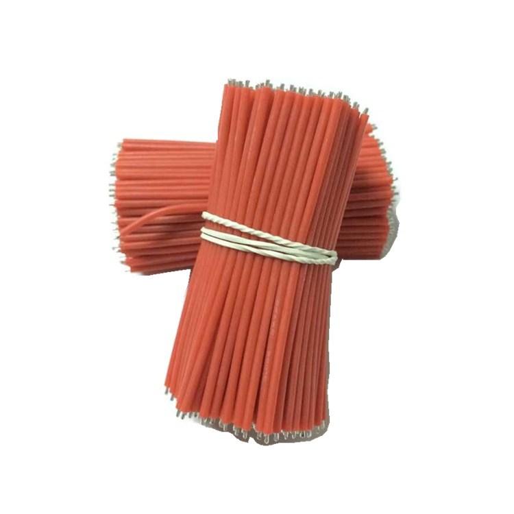 现货供应铁氟龙高温线FF46-0.75平方辐塑线 200度绝缘导线 单股线