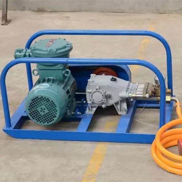 防灭火矿用阻化泵多功能阻化剂喷射泵
