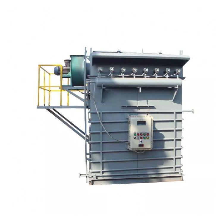 泊头鹏龙定制直供DMC-96脉冲布袋除尘器 冶金建材铸造水泥行业