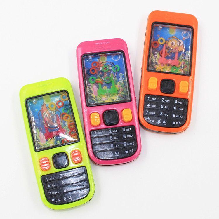 1103仿真手机按水玩具  经典怀旧大号水手机宝宝益智玩具批发
