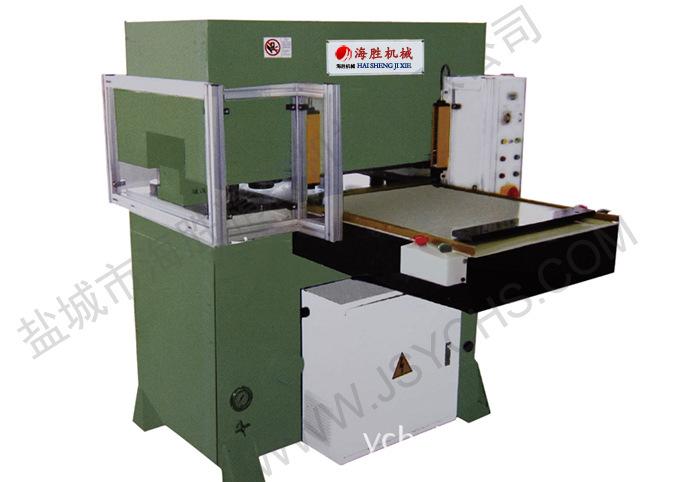 厂家供应精密四柱液压模切机HSZ-600MM系列  下料机 裁切机