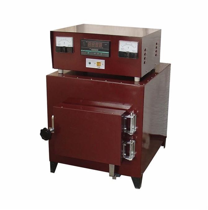 新诺 SX2-4-13型箱式电阻炉 分体式高温电阻炉 1300℃ 马弗炉