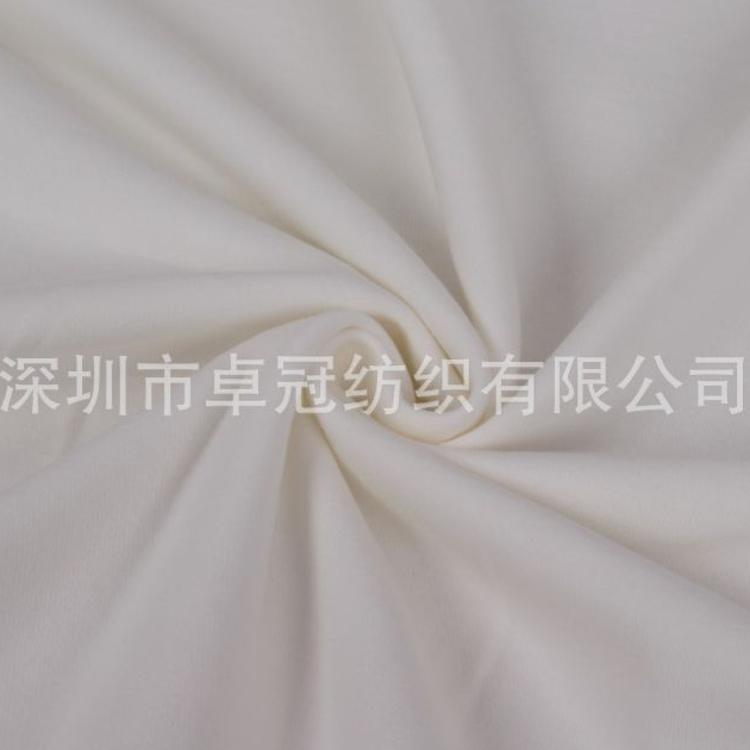 卫衣面料 精棉+杜邦索弹丝(sorona)斜纹底 中高档丝光针织面料