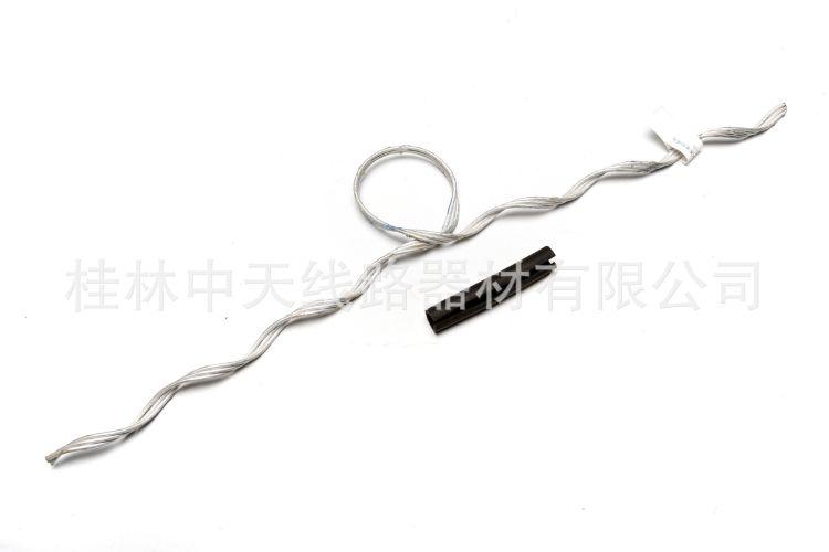 厂家直销预绞式电力金具配电绑线 绝缘子电力绑线 电力预绞式绑线
