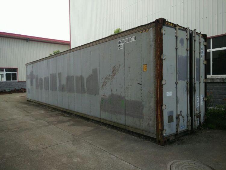 销售二手集装箱冷冻柜 价格实惠