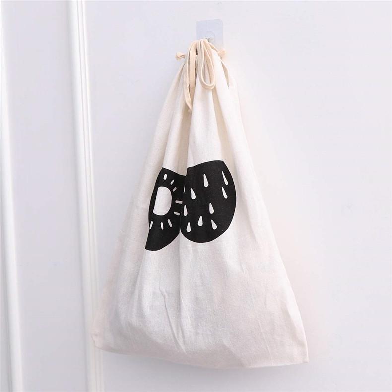 帆布袋厂家定做环保抽绳棉布袋定制产品包装布袋拉绳帆布束口袋