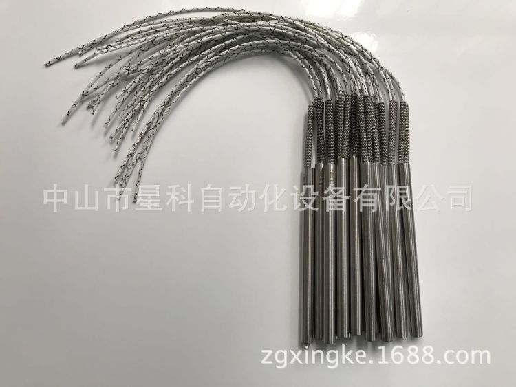 包装机发热管   单头发热管  定制各类发热管 包装机配件耗材