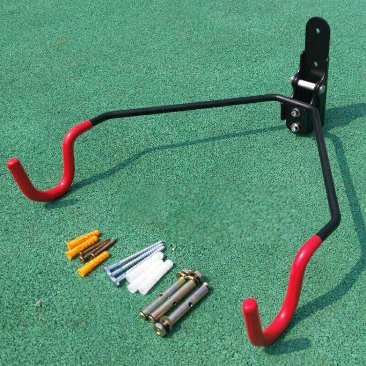 轻量便携式停车架 自行山地车维修支撑架 单车展示架骑行用品025
